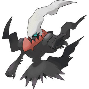 Pokémon Dictionary Definition 0491 Darkrai