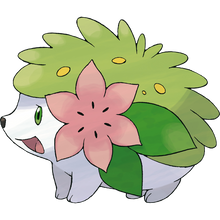 Load image into Gallery viewer, Pokémon Dictionary Definition 0492 Shaymin