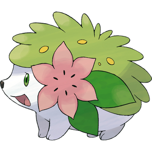 Pokémon Dictionary Definition 0492 Shaymin