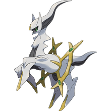 Load image into Gallery viewer, Pokémon Dictionary Definition 0493 Arceus
