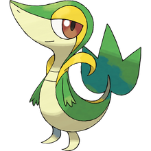 Load image into Gallery viewer, Pokémon Dictionary Definition 0495 Snivy
