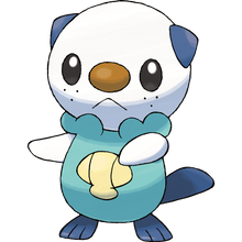 Load image into Gallery viewer, Pokémon Dictionary Definition 0501 Oshawott
