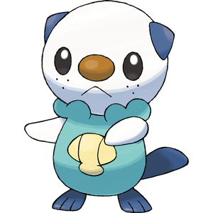 Pokémon Dictionary Definition 0501 Oshawott