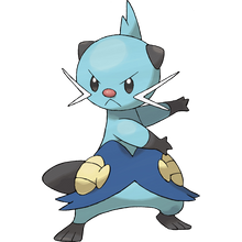 Load image into Gallery viewer, Pokémon Dictionary Definition 0502 Dewott