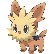 Load image into Gallery viewer, Pokémon Dictionary Definition 0506 Lillipup