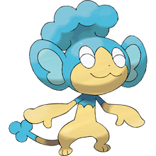 Load image into Gallery viewer, Pokémon Dictionary Definition 0515 Panpour