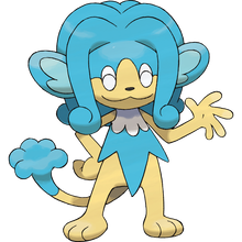 Load image into Gallery viewer, Pokémon Dictionary Definition 0516 Simipour