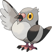 Load image into Gallery viewer, Pokémon Dictionary Definition 0519 Pidove