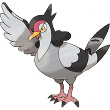 Load image into Gallery viewer, Pokémon Dictionary Definition 0520 Tranquill