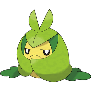 Pokémon Dictionary Definition 0541 Swadloon
