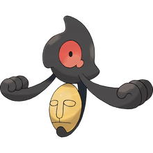 Load image into Gallery viewer, Pokémon Dictionary Definition 0562 Yamask