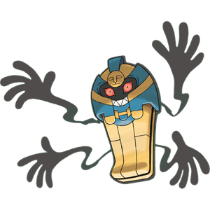 Pokémon Dictionary Definition 0563 Cofagrigus