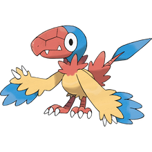 Load image into Gallery viewer, Pokémon Dictionary Definition 0566 Archen