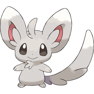 Pokémon Dictionary Definition 0572 Minccino