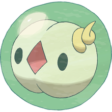 Load image into Gallery viewer, Pokémon Dictionary Definition 0577 Solosis