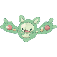 Load image into Gallery viewer, Pokémon Dictionary Definition 0579 Reuniclus