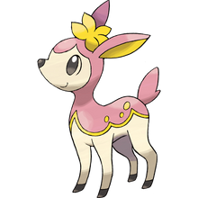 Load image into Gallery viewer, Pokemon Deerling