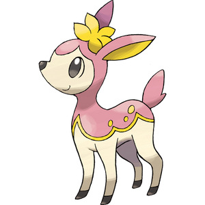 Pokemon Deerling