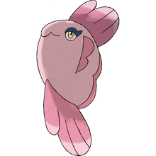 Load image into Gallery viewer, Pokémon Dictionary Definition 0594 Alomomola