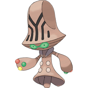 Pokemon Beheeyem
