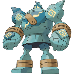 Pokemon Golurk