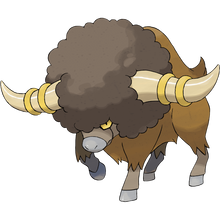 Load image into Gallery viewer, Pokémon Dictionary Definition 0626 Bouffalant