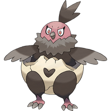 Load image into Gallery viewer, Pokémon Dictionary Definition 0629 Vullaby