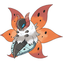 Load image into Gallery viewer, Pokémon Dictionary Definition 0637 Volcarona