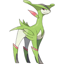 Load image into Gallery viewer, Pokémon Dictionary Definition 0640 Virizion