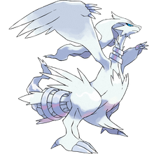 Load image into Gallery viewer, Pokémon Dictionary Definition 0643 Reshiram