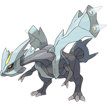 Load image into Gallery viewer, Pokémon Dictionary Definition 0646 Kyurem