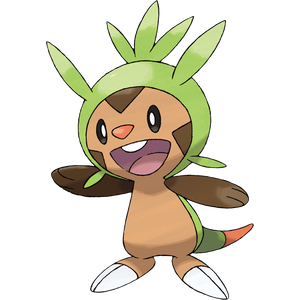 Pokémon Dictionary Definition 0650 Chespin