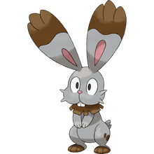 Load image into Gallery viewer, Pokémon Dictionary Definition 0659 Bunnelby