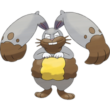 Load image into Gallery viewer, Pokémon Dictionary Definition 0660 Diggersby