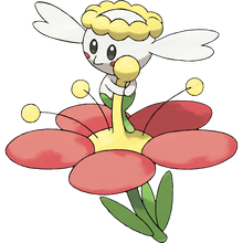 Load image into Gallery viewer, Pokémon Dictionary Definition 0669 Flabébé