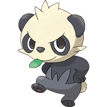 Load image into Gallery viewer, Pokémon Dictionary Definition 0674 Pancham
