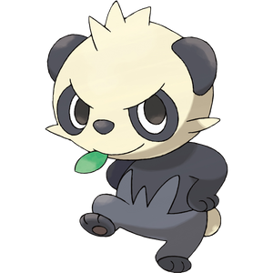 Pokémon Dictionary Definition 0674 Pancham