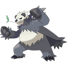 Load image into Gallery viewer, Pokémon Dictionary Definition 0675 Pangoro