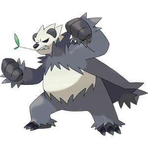Pokémon Dictionary Definition 0675 Pangoro