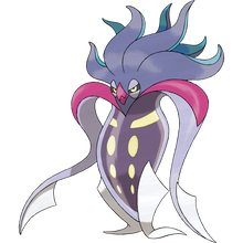 Load image into Gallery viewer, Pokémon Dictionary Definition 0687 Malamar