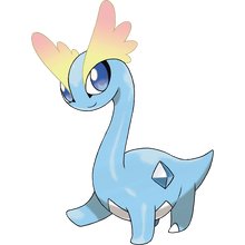 Load image into Gallery viewer, Pokémon Dictionary Definition 0698 Amaura
