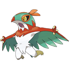 Load image into Gallery viewer, Pokémon Dictionary Definition 0701 Hawlucha