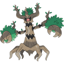Load image into Gallery viewer, Pokémon Dictionary Definition 0709 Trevenant