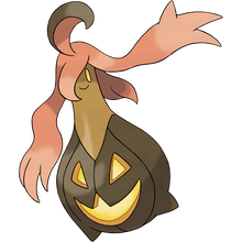 Load image into Gallery viewer, Pokémon Dictionary Definition 0711 Gourgeist