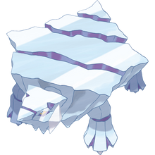 Load image into Gallery viewer, Pokémon Dictionary Definition 0713 Avalugg