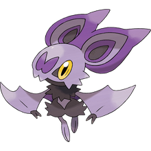 Load image into Gallery viewer, Pokémon Dictionary Definition 0714 Noibat