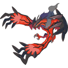 Load image into Gallery viewer, Pokémon Dictionary Definition 0717 Yveltal
