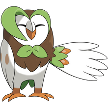 Load image into Gallery viewer, Pokémon Dictionary Definition 0723 Dartrix