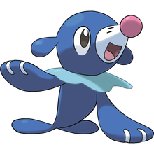 Load image into Gallery viewer, Pokémon Dictionary Definition 0728 Popplio