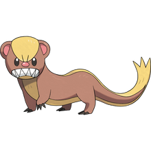 Load image into Gallery viewer, Pokémon Dictionary Definition 0734 Yungoos